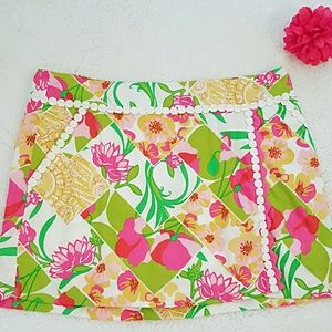 Lilly Pulitzer Jarvey Skort